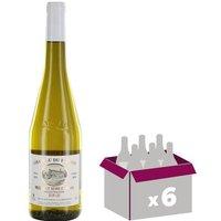PLESSIS Muscadet Sèvre et Maine sur Lie - Vin Blanc - 75 Cl x6