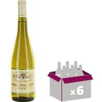 BEAU SOLEIL Muscadet Sèvre et Maine sur Lie Loire et Centre - Vin Blanc - 75 Cl x6