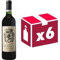 Château Domeyne Saint Estèphe 2008 - Vin rouge x6