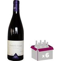 Patrick Hudelot Chambertin Clos de Beze 2008 - Vin rouge
