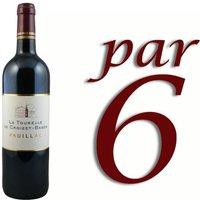 Tourelle de Croizet-Bages 2008 Pauillac vin rou...