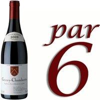 Gevrey Chambertin 2009 Vin rouge