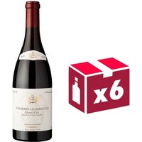 Jean Bouchard Charmes Chambertin Grand Vin de Bourgogne 2009 - Vin Rouge