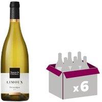 TOQUES ET CLOCHER D'AVAL 2009 Limoux Vin du Languedoc - Blanc - 75 cl - AOP x 6