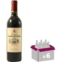 Château Bourdieu La Valade Fronsac 2010 - Vin rouge