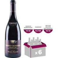 Frédéric Magnien Charmes-Chambertin Grand Cru de Bourgogne 2010 - Vin rouge