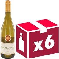 Beaujolais blanc 2010 Terres Secrètes vin blanc x6