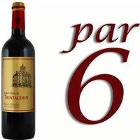 Haut Médoc de Trintaudon 2010 vin rouge x6