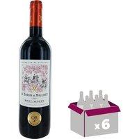 Baron de Malleret Haut Médoc 2011 - Vin rouge