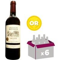 Château Boyrein AOC Graves 2011 - Vin rouge