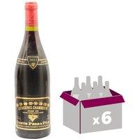 Domaine Camus Latricières Charmes Chambertin Bourgogne 2011 - Vin rouge