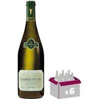 LA CHABLISIENNE  2011 - Chablis - Vin Blanc - 75 cl x6