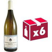 Henri Clerc Corton Charlemagne Grand Cru Grand Vin de Bourgogne 2011 - Vin Blanc