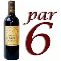 Château Gloria Saint Julien 2011 - Vin rouge x6