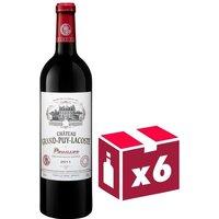 Château Grand Puy Lacoste 2011 - Pauillac - Grand Vin de Bordeaux