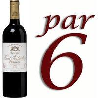 Château Haut Batailley Pauillac 2011 - Vin Rouge