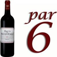 Les Hauts de Pontet Canet 2011 Pauillac vin rou...