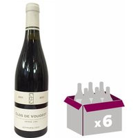 Domaine Leymarie-Ceci Clos Vougeot Grand Cru Petits Maupertuis Bourgogne 2011 - Vin rouge