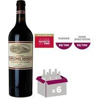 Château Troplong Mondot Saint-Emilion 1er Grand Cru Classé 2011 Vin Rouge Grand Vin de Bordeaux