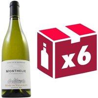 Henri de Villamont Monthélie blanc Grand Vin de...