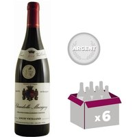 Louis Violland Chambolle Musigny Grand Vin de Bourgogne 2011 - Vin Rouge
