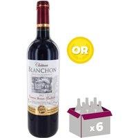Château Blanchon 2012 Lussac St Emilion vin rou...