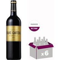 Château Brane Cantenac Margaux Grand Vin de Bordeaux 2012 - Vin rouge