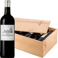 Château Cantemerle Haut Médoc 2012 - Vin rouge x6