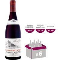 Château de La Tour Clos Vougeot Grand Cru 2012 - Vin rouge