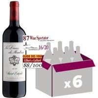 Dame de Montrose AOC Saint-Estèphe 2012 - Vin rouge