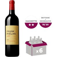 Château Phélan Ségur Saint Estèphe Frank Phélan 2012 - Vin rouge