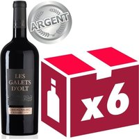 Terre d'Ovalie AOP Cahors 2012 vin rouge