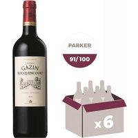 Château Gazin Rocquencourt Pessac-Léognan 2012 - Vin rouge