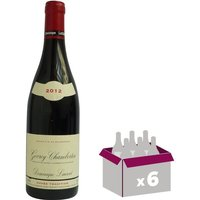 Dominique Laurent Gevrey Chambertin Cuvée Tradition 2012 - Vin rouge