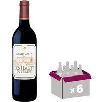 Les Hauts du Tertre Margaux Grand Vin de Bordeaux 2012 - Vin rouge