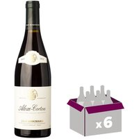 Jean Bouchard Aloxe Corton Grand Vin de Bourgogne 2012 - Vin rouge