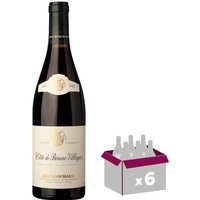 JEAN BOUCHARD 2012 Côte de Beaune villages Vin de Bourgogne - Rouge - 75 cl x6
