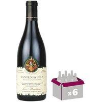 Jean Bouchard Santenay Tasteviné Grand Vin de Bourgogne 2012 - Vin Rouge