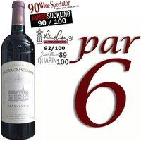 Château Lascombes Margaux 2014 - Vin rouge