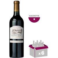 CHÂTEAU LERET Monpezat 2012 Malbec de Cahors - Grand Vin de Sud Ouest - Rouge - 6x 75 cl