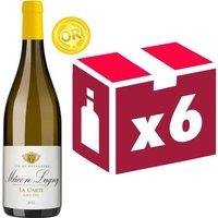 Cave de Lugny Mâcon Lugny La Carte 2015 vin bla...