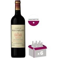 Château Maucaillou Moulis 2012 - Vin rouge x6