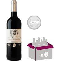 Château Haut Plaisance Montagne Saint Emilion 2012 - Vin rouge