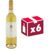 Domaine Roumaud AOC Loupiac 2012 - Vin blanc x6