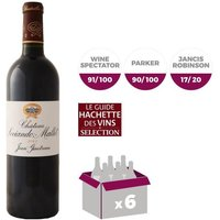 Château Sociando Mallet Haut-Médoc 2012 Vin Rouge Grand Vin de Bordeaux