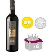 CHÂTEAU SAINTE BARBE 2012 Vin Supérieur de Bordeaux - Rouge - 75 cl - AOC x 6