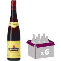 DOMAINE TRIMBACH 2012 Pinot noir Vin d'Alsace - Rouge - 75 cl - AOP x 6