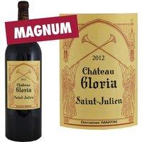 Magnum Château Gloria 2012 Saint-Julien - Vin rouge de Bordeaux