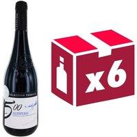 Altitude 500 AOC Ventoux 2013 - Vin rouge x6