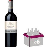 La Baume Saint Paul IGP Pays D'Oc Cabernet 2015 - Vin rouge